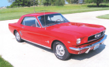 1966 FORD MUSTANG COUPE -  - 22658