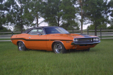 1970 DODGE CHALLENGER R/T SE 2 DOOR -  - 22660