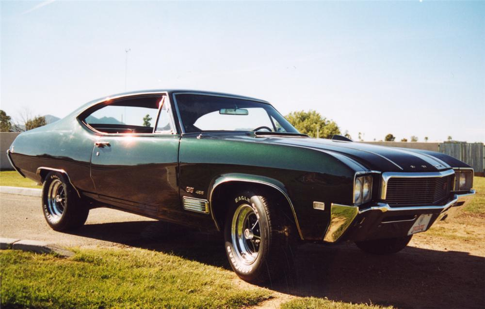 1968 BUICK SKYLARK GS 2 DOOR 22661