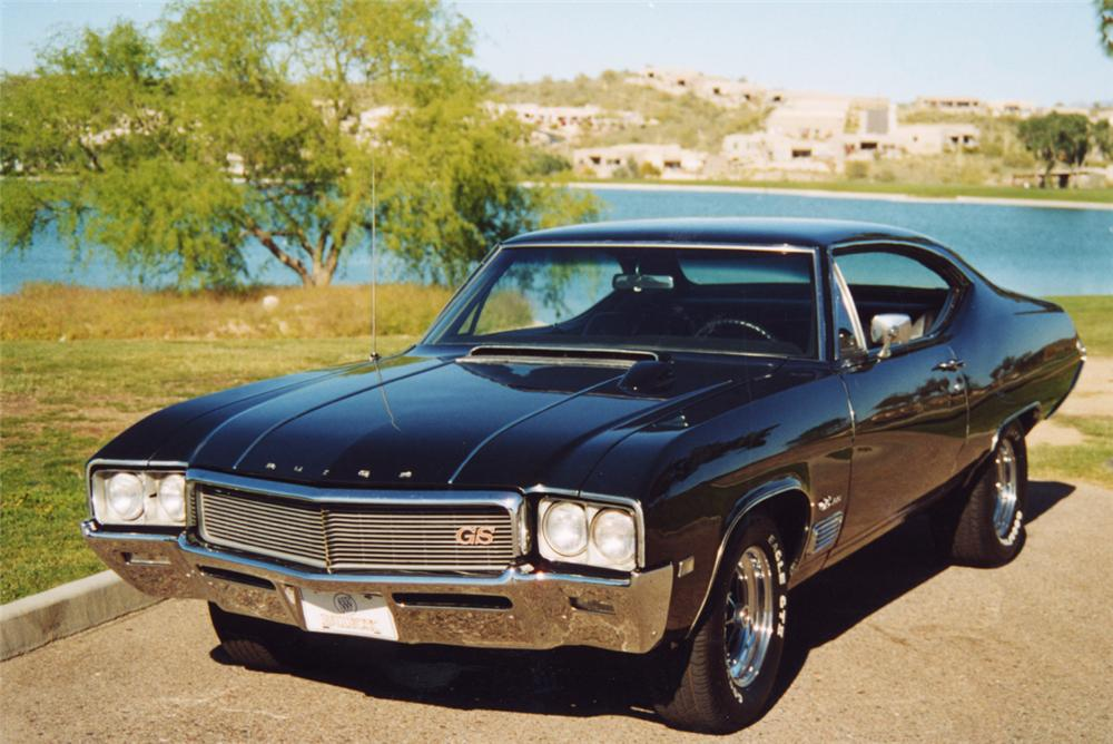 1968 BUICK SKYLARK GS 2 DOOR -  - 22661