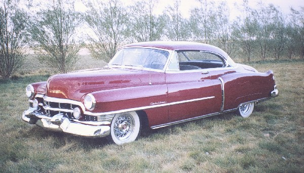 1951 CADILLAC SERIES 62 COUPE - Front 3/4 - 22779