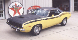 1970 PLYMOUTH CUDA AAR COUPE -  - 22782