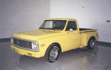 1971 CHEVROLET C-10 PICKUP STEP SIDE -  - 22785