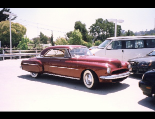 1950 OLDSMOBILE 88 HOLIDAY COUPE -  - 22801