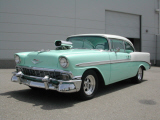 1956 CHEVROLET BEL AIR CUSTOM COUPE -  - 22815