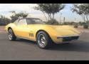 1969 CHEVROLET CORVETTE CONVERTIBLE -  - 22816