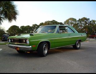 1971 PLYMOUTH SCAMP 2 DOOR COUPE -  - 22820