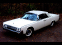 1963 LINCOLN CONTINENTAL CONVERTIBLE -  - 22824