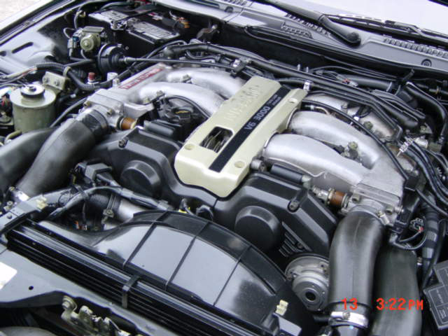 1990 NISSAN 2 DOOR - Engine - 22825