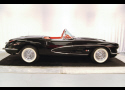 1958 CHEVROLET CORVETTE RETRACTABLE HARDTOP PATENT # 3, -  - 22841