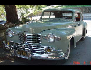 1946 LINCOLN CONTINENTAL 2 DOOR COUPE -  - 22844