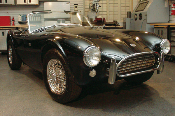 1963 SHELBY ROADSTER - Front 3/4 - 22847