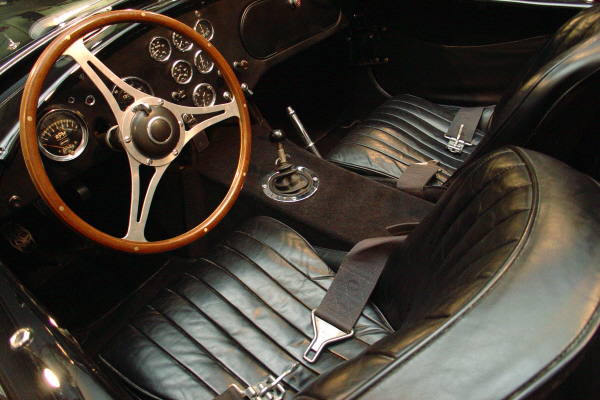 1963 SHELBY ROADSTER - Interior - 22847