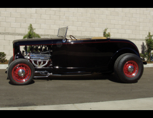 1932 FORD ROADSTER HOT ROD -  - 22851