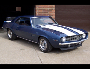 1969 CHEVROLET CAMARO Z/28 COUPE -  - 22860