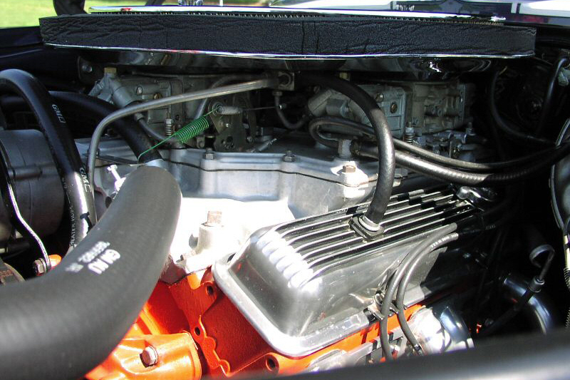1969 CHEVROLET CAMARO Z/28 COUPE - Engine - 22860