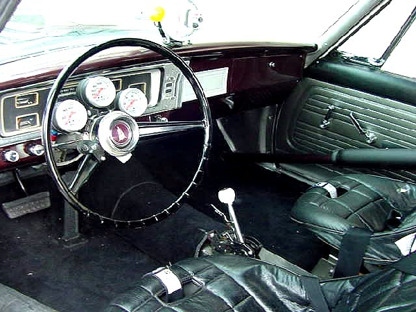 1965 PLYMOUTH BELVEDERE I UNKNOWN - Interior - 22958