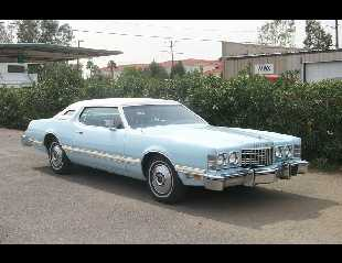 1976 FORD THUNDERBIRD 2 DOOR -  - 22978
