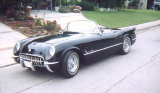 1955 CHEVROLET CORVETTE ROADSTER -  - 22990