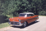 1957 CHEVROLET BEL AIR COUPE -  - 23023