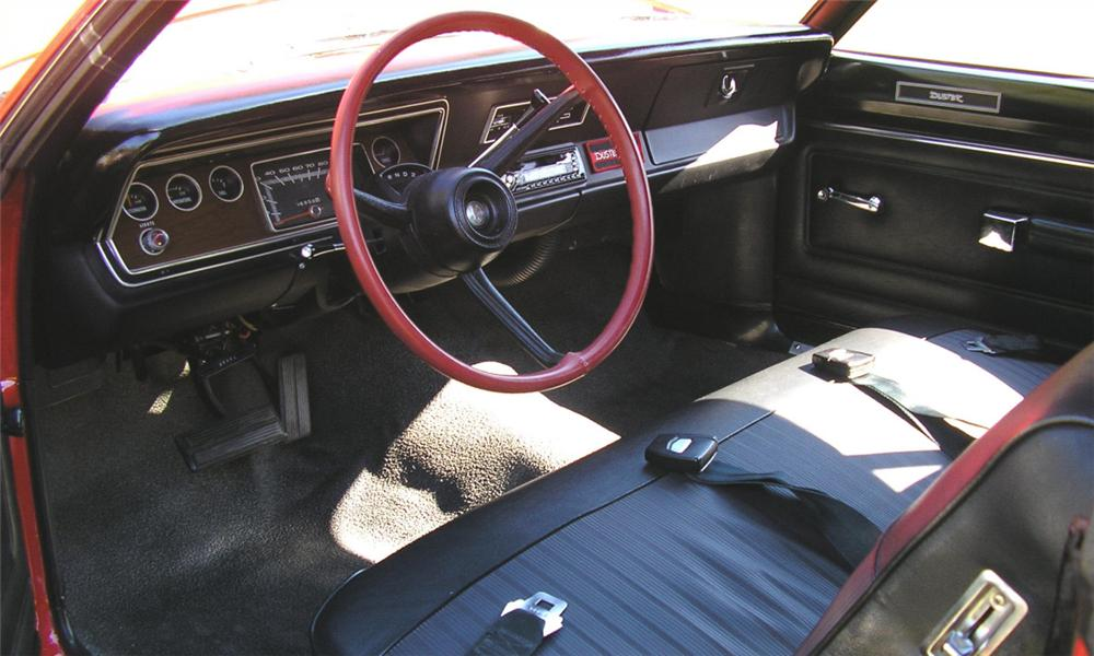 1971 Plymouth Duster Coupe 23030