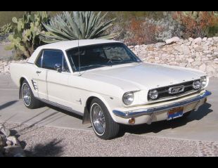 1966 FORD MUSTANG HARDTOP COUPE -  - 23067