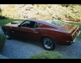 1969 FORD MUSTANG BOSS 429 FASTBACK -  - 23070