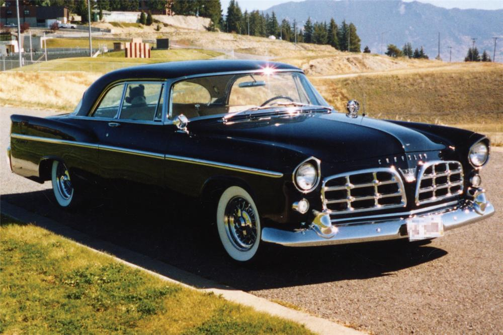 1956 Chrysler 300b Hemi 2 Door Hardtop 23071