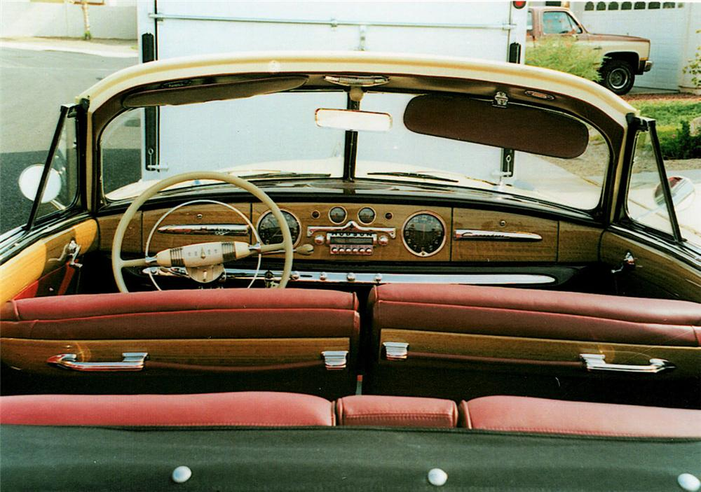 1948 hudson commodore 8 convertible 23085. Black Bedroom Furniture Sets. Home Design Ideas