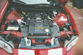 2002 CHEVROLET CAMARO SS 35TH ANNIVERSARY CONVERTIBLE - Engine - 23095