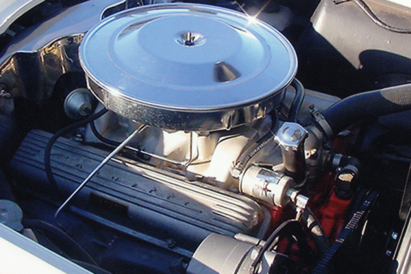 1964 CHEVROLET CORVETTE 327 CONVERTIBLE - Engine - 23101