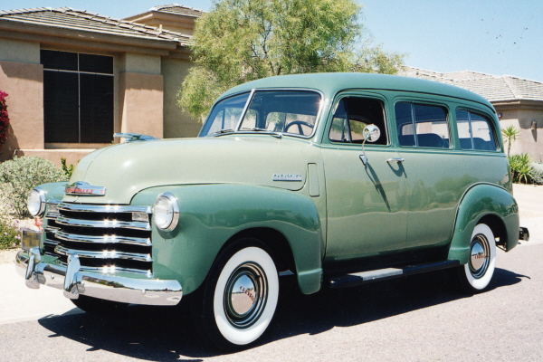1948 CHEVROLET 3100 - Front 3/4 - 23102
