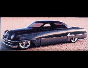 "1954 PLYMOUTH ""SNIPER"" CUSTOM -  - 23113"