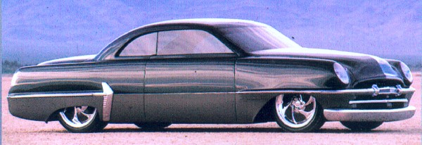 "1954 PLYMOUTH ""SNIPER"" CUSTOM - Interior - 23113"