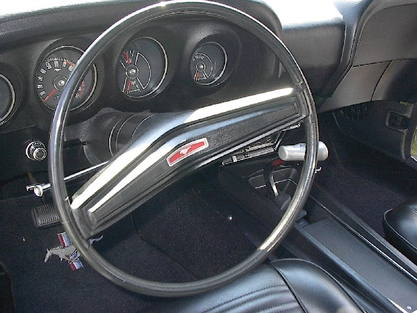 1970 FORD MUSTANG BOSS 302 UNKNOWN - Interior - 23192