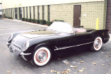 1954 CHEVROLET CORVETTE ROADSTER -  - 23227