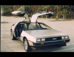 1981 DELOREAN GULLWING COUPE -  - 23233