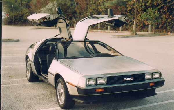 1981 DELOREAN GULLWING COUPE - Front 3/4 - 23233