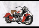 1941 INDIAN CHIEF MOTORCYCLE -  - 23241