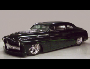 1949 MERCURY CUSTOM 2 DOOR LEDSLED -  - 23249