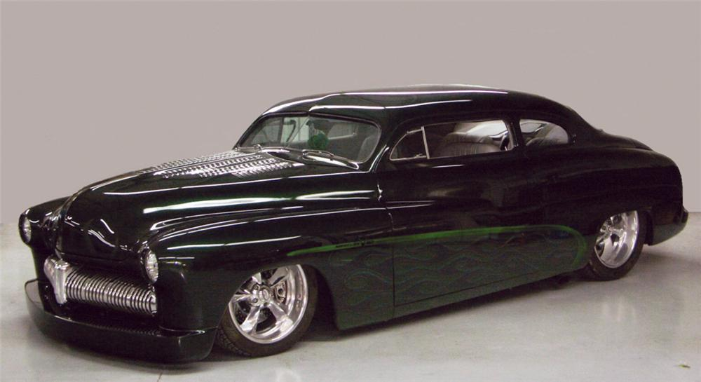 1949 MERCURY CUSTOM 2 DOOR LEDSLED - Front 3/4 - 23249