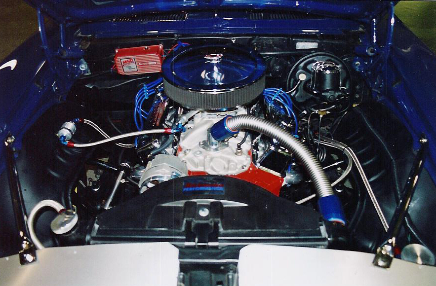 1969 CHEVROLET CAMARO Z/28 CLONE RACE CAR - Engine - 23269
