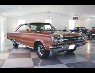 1967 PLYMOUTH GTX COUPE -  - 23302