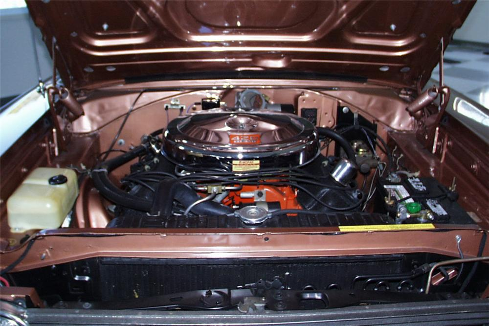 1967 PLYMOUTH GTX COUPE - Engine - 23303