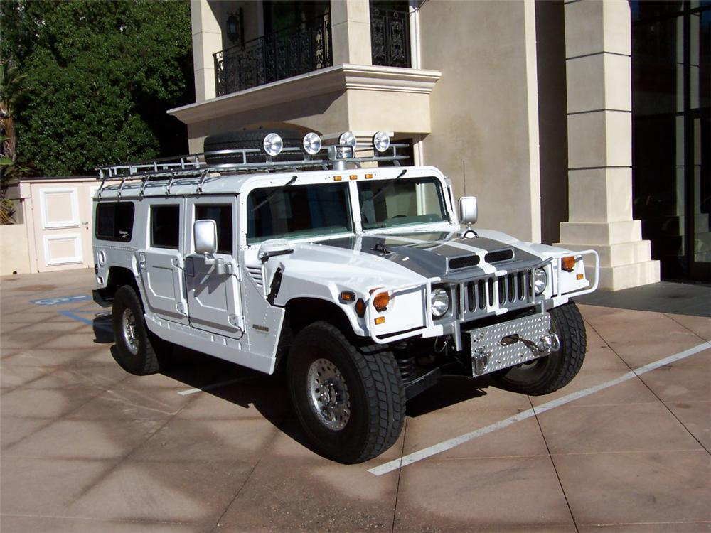 1996 HUMMER H1 UNKNOWN - Front 3/4 - 23313
