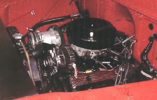 1956 CHEVROLET CAMEO PICKUP - Engine - 23449