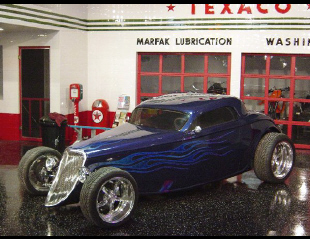 1933 FORD ALLOWAY 3-WINDOW COUPE -  - 23453