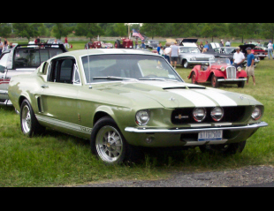 1967 SHELBY GT500 FASTBACK -  - 23458