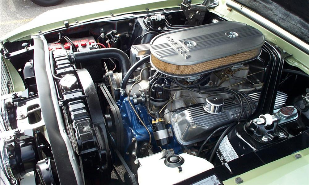 1967 SHELBY GT500 FASTBACK - Engine - 23458