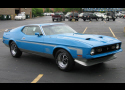 1972 FORD MUSTANG MACH 1 FASTBACK -  - 23459